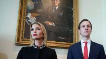 """Ivanka Trump et son mari, un couple """"influent"""" qui roule sur l'or"""