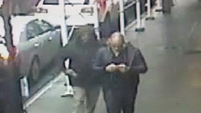 Security Camera Photo Released in NYC Shooting