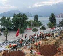 Flooded southern China braces for more storms