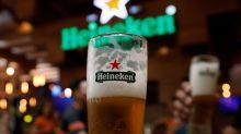 Heineken sees coronavirus hitting beer sales, scraps outlook