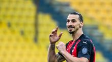 Zlatan Ibrahimovic to play beyond 40 after signing new AC Milan contract