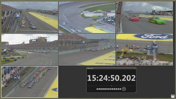 Telestream announces Instant Replay system for NASCAR officials, gets the checkered HD flag
