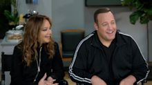 Sorry, 'Kevin Can Wait' shippers: Kevin James and Leah Remini will not be hooking up