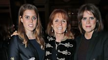 Sarah Ferguson speaks about Princess Beatrice and Princess Eugenie's disabilities growing up