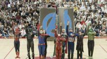 School dance team's amazing Avengers-inspired performance goes viral