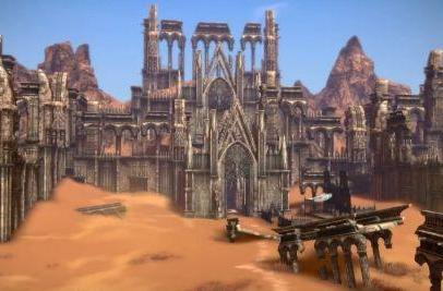 New TERA video takes players inside the Dark Cathedral