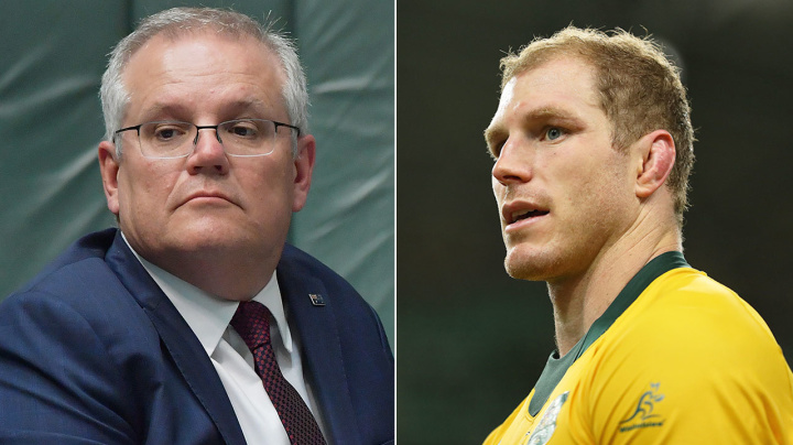 Wallabies great calls out PM over Australia Day double standards