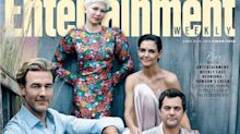 'Dawson's Creek' cast reunites for its 20th anniversary on this week's EW cover