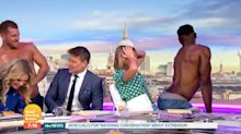 'Good Morning Britain' viewers up in arms as strippers appear on ITV breakfast show
