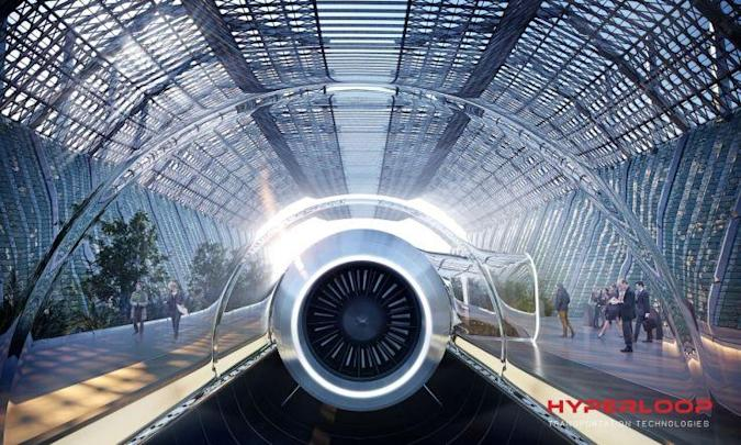 Hyperloop Transportation Technologies baut Forschungszentrum in Toulouse