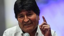 Morales diz que está disposto a retornar à Bolívia
