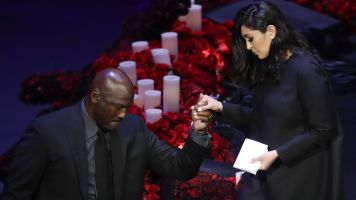 The big message of Kobe and Gianna's memorial