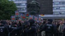 Wie rechts ist Chemnitz? Stimmen aus einer geteilten Stadt
