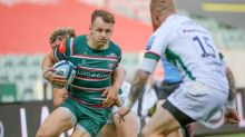 David Williams try helps Leicester earn tense win over London Irish