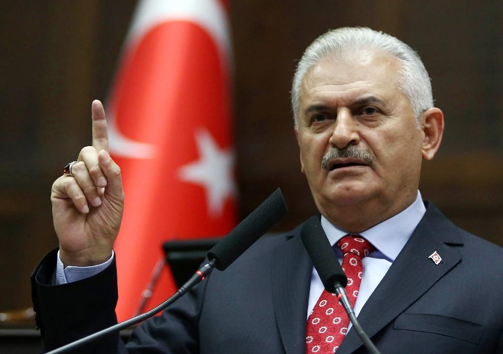 Turkey considering limited death penalty: PM