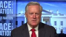 "Transcript: Mark Meadows on ""Face the Nation"""