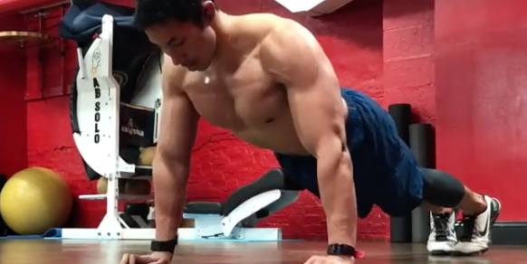 Pump Up Your Chest With This Brutal Pushup Challenge