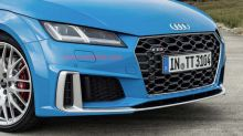 2019 Audi TTS facelift leaked