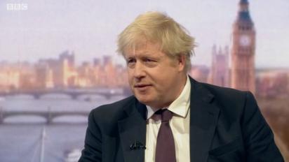 Boris Johnson Warns UK Is In Russia's 'Cross-Hairs' As Poisoning Row Escalates