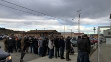Yukoners line up for first legal pot sales