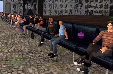 Second Life traffic gaming: A chat with a bot-operator, and dire portents for Lucky Chairs