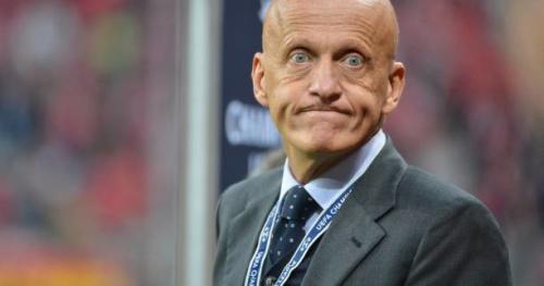 Foot - Arbitrage - Pierluigi Collina inquiet pour l'arbitrage dans le football amateur