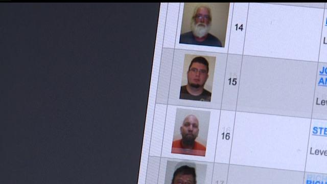 Police: Check Sex Offender Registry Before Halloween