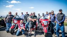 Indian Motorcycle and Veterans Charity Ride Mark 7th Annual Motorcycle Therapy Adventure to Sturgis