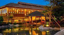 270度溫泉夜景 星月大地景觀餐廳