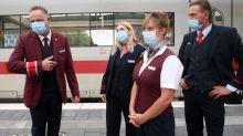 Gewerkschaft: Mehr Rechte für Zugbegleiter bei Maskenpflicht
