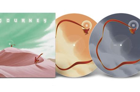 The 'Journey' game soundtrack will be available on vinyl