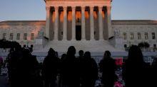 Republican Romney says Senate should vote on Trump Supreme Court pick
