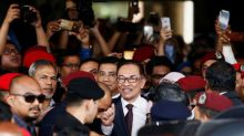 Malaysia's Anwar walks free, says will not join cabinet any time soon