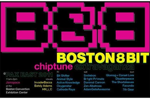 Chiptune festival bleepin' and bloopin' at PAX East