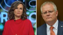 Lisa Wilkinson blasts Scott Morrison over handling of alleged sex abuse scandal