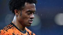 Colombiano Cuadrado se perderá los próximos tres partidos de la Juventus por lesión
