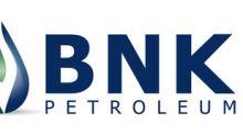 BNK Petroleum Inc. Spuds Brock 4-2H Well
