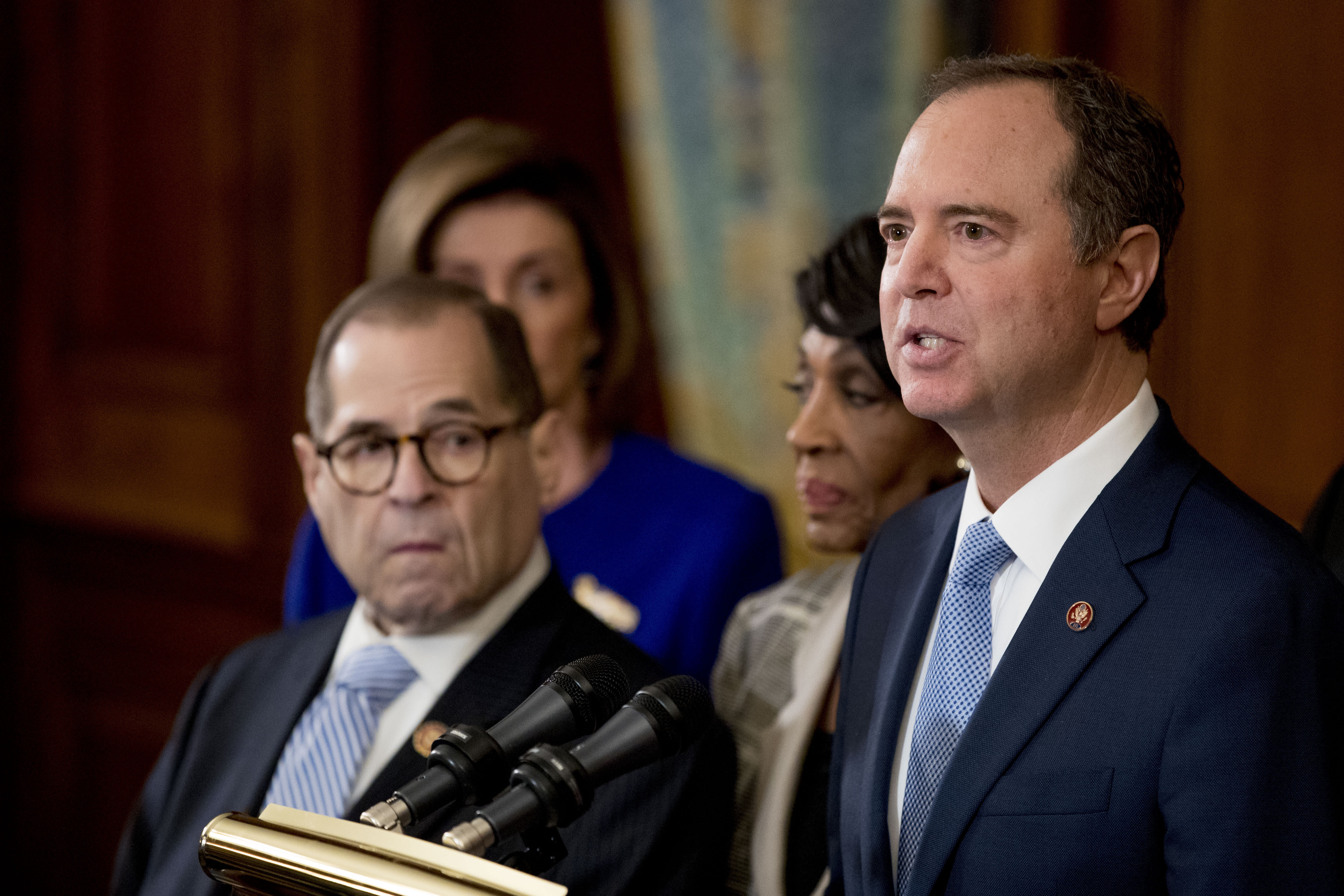 Takeaways: Democrats make case in articles of impeachment