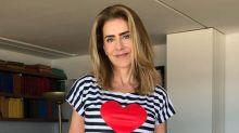 Depois de processar a Globo, Maitê Proença não descarta voltar a trabalhar na emissora: 'Está sempre em aberto'