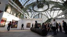 Nous avons visité la Fiac avec des conseillers en acquisition d'art contemporain