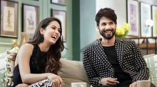 Shahid & Mira's new pics will give you relationship goals