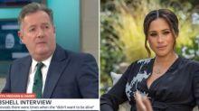 Piers Morgan Stokes Meghan Markle, Sharon Osbourne Controversies