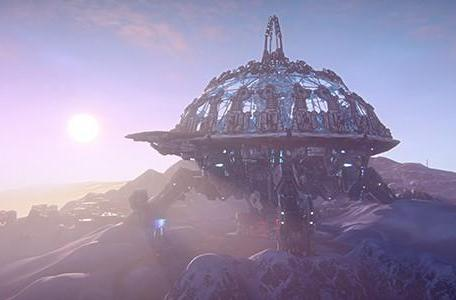 SOE announces Esamir, PlanetSide 2's new, cold continent [Updated]