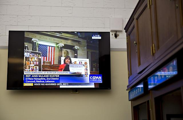 Republicans propose banning livestreams on the House floor