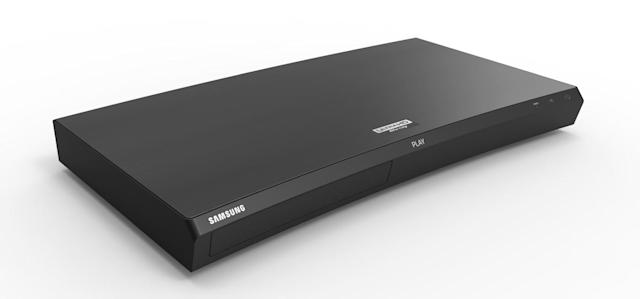 Samsung's second-gen UHD Blu-ray player helps simplify HDR