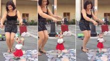 'Despacito' ya hizo bailar incluso ¡a una marioneta!, y querrás ver el final