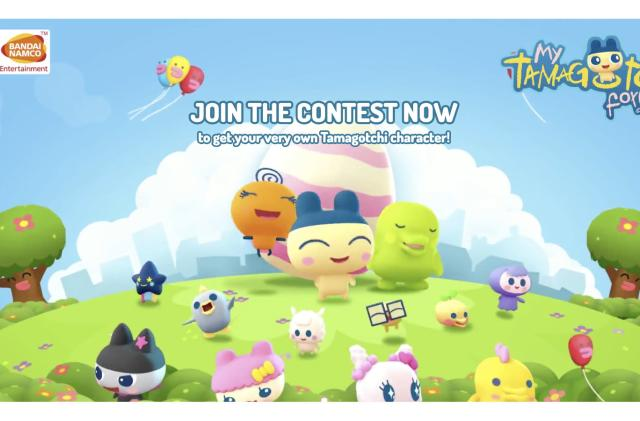 'My Tamagotchi Forever' app arrives on March 15th