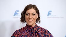 Mayim Bialik says homeschooling prepared her to teach sons during pandemic, but wants parents to know this is 'not natural'