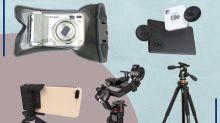 10 best camera accessories: From tripods to storage equipment