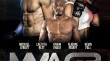 MMA: premiers combats officiels en France